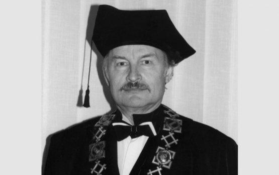 Ушел из жизни бывший ректор ДУ Янис Покулис