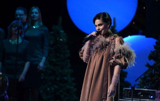 Латвийская певица поддержит соседнюю Литву на Евровидении
