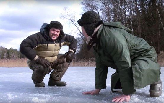 Известные латгальские музыканты ловят рыбу и ждут лето