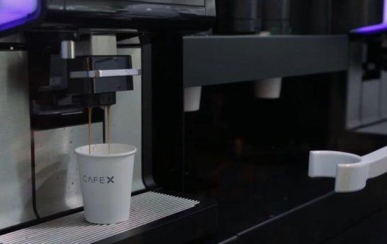 В Сан-Франциско открыли роботизированную мини-кофейню Cafe X