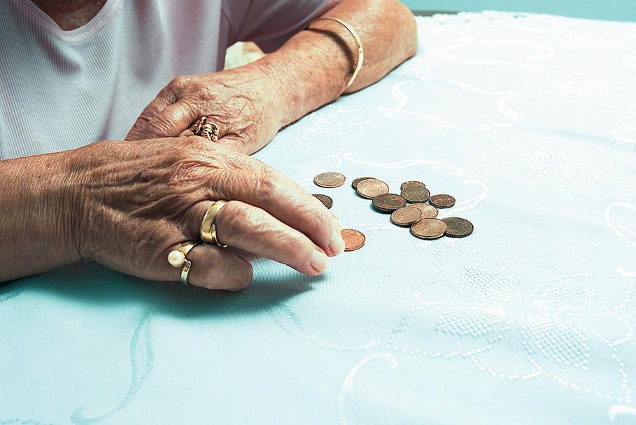Дожитие по годам выхода на пенсию