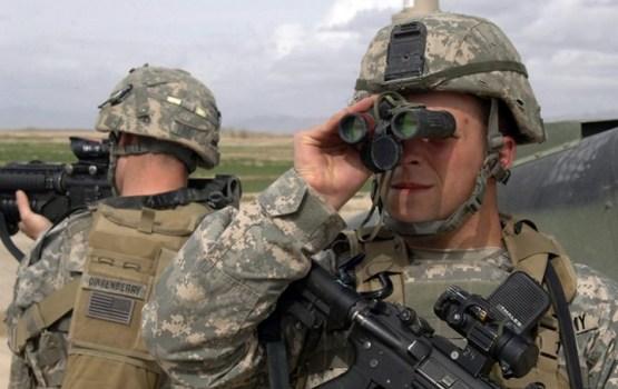 В конце недели в Латвию прибудут 225 американских солдат