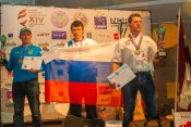 Латвийская сборная – серебряный призер ЧМ по подледной рыбалке