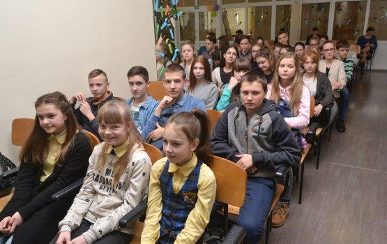 Школьники Даугавпилса пройдут проверку на дружность и целеустремленность