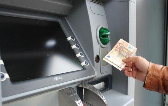 Латвийцы внесли в банкоматы 2,67 млрд евро