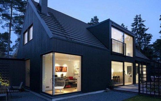 Почему шведам занавески на окнах не нужны?