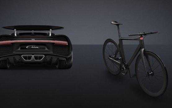 В Bugatti создан велосипед за 39 000 долларов США