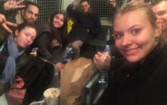 Суд массово провел аресты сотрудников ФБК: Навальный - 15 суток, Волков - 10, Ляскин - 25
