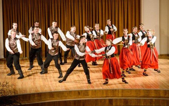 В Даугавпилсе пройдет смотр танцевальных коллективов