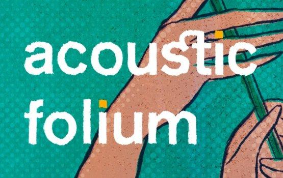 Acoustic Folium #29 – уже в эту субботу