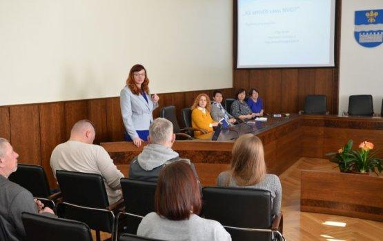 Ольга Ессе: «Помогаем общественным организациям получить льготы»