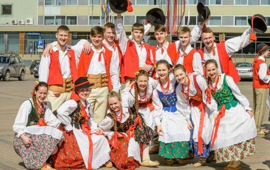 Поляки Даугавпилса приглашают на праздники