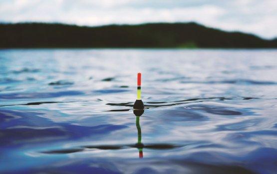 На Стропском озере устроят соревнования для рыбаков