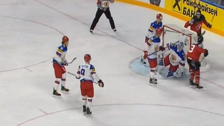 Сборная США проиграла Финляндии вчетвертьфинале чемпионата мира похоккею