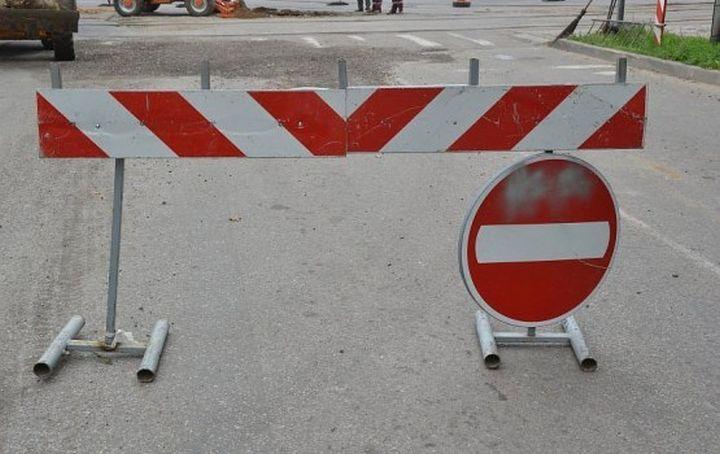 9 мая в центре Даугавпилса ограничат движение транспорта