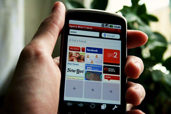 OPERA встроила в свой браузер веб-версии популярных мессенджеров