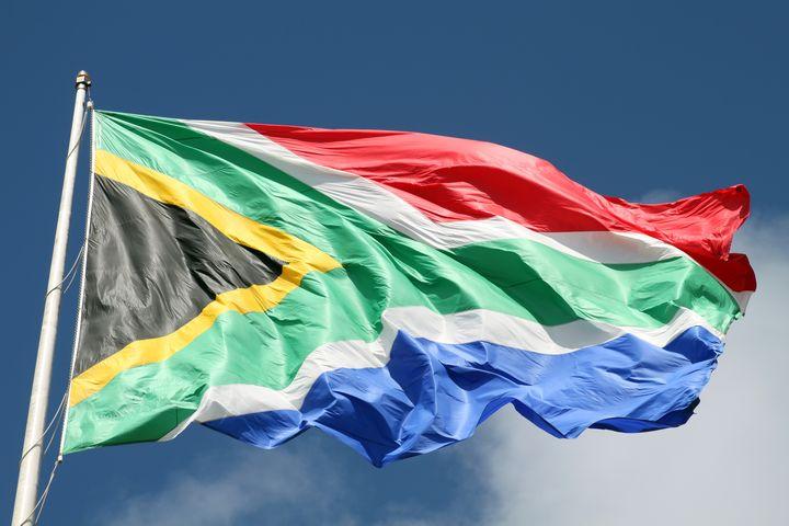 В ЮАР устроили демонстрацию в защиту женщин