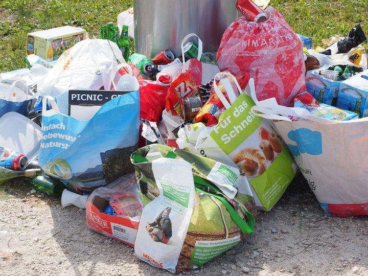 Каждый житель Латвии в год выбрасывает в среднем 113 кг продуктов питания