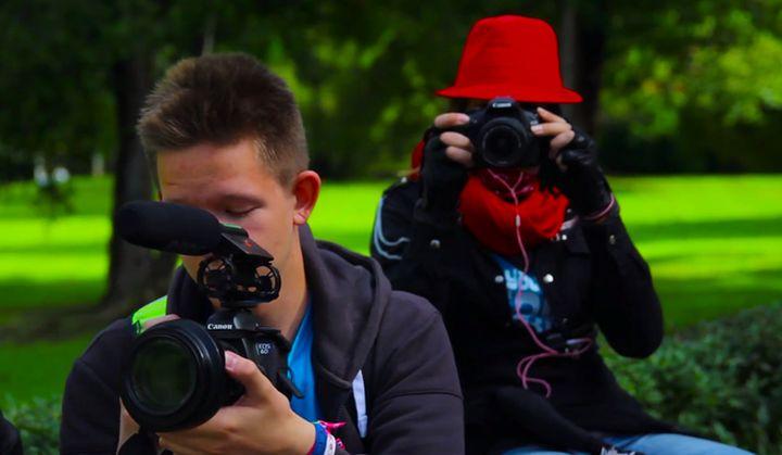 Приглашаем участвовать в международном медиа-лагере «Young Media Sharks»