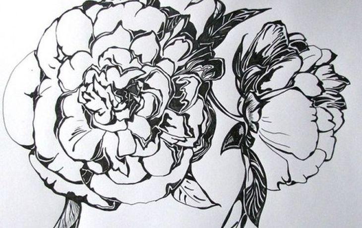 Выставка творческих работ «Мозаика» Аннемарии и Аурики Елинских