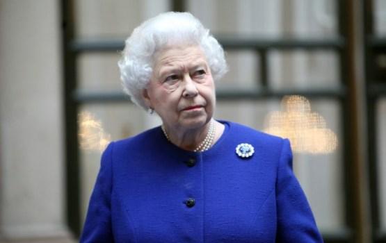 Королева Великобритании изложила программу правительства на два года