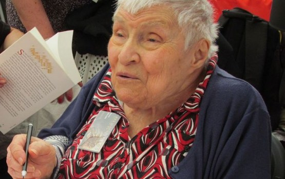 Умерла автор серии книг «Анжелика» Анн Голон