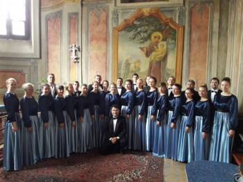 Смешанный хор «Даугава» в Валге