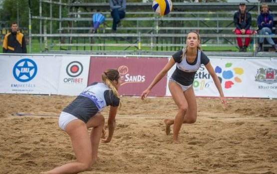 Определились группы чемпионата Европы по пляжному волейболу