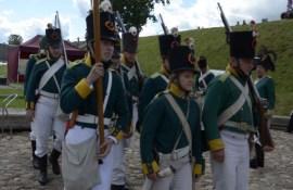 Фестиваль «Динабург 1812» прошёл с большим размахом