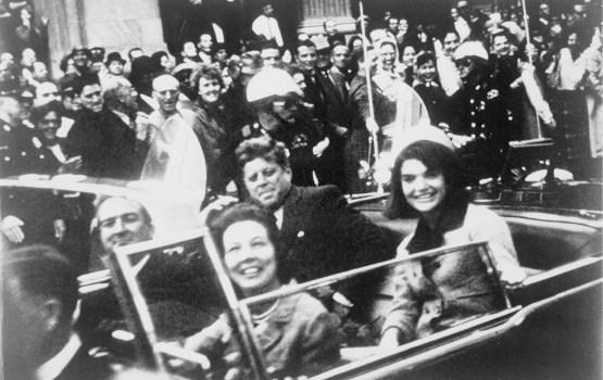 Рассекретили архив документов, связанных с убийством Джона Кеннеди