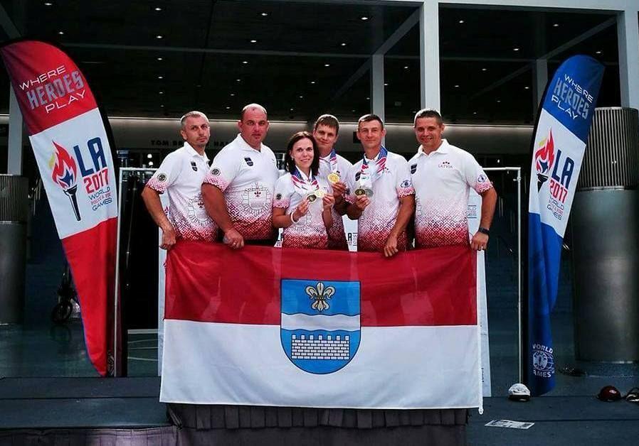 Сотрудники Удмуртии завоевали 18 наград наВсемирных играх полицейских ипожарных ФОТО