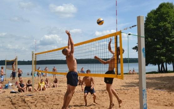 Лучших волейболистов края определят на пляже в Литве