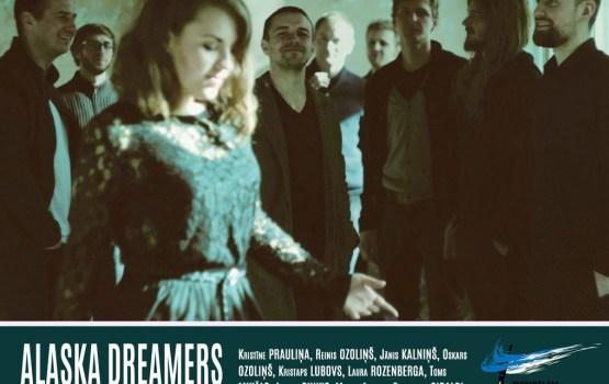 Alaska Dreamers в концертной программе Rise