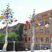 Каскад армянских впечатлений