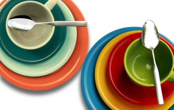 Как цвет тарелки влияет на аппетит?