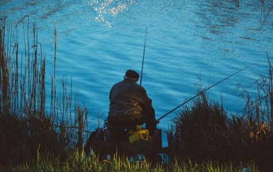 Новые правила лицензированного рыболовства на озере Большие Стропы