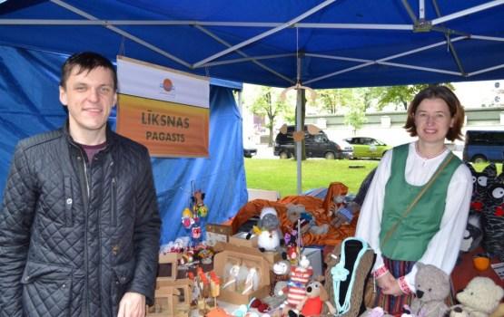 Столицу приобщат к латгальским традициям