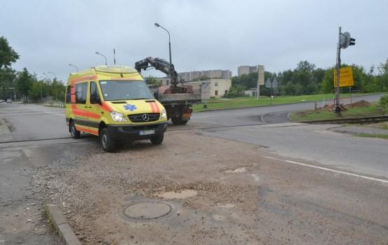 Фотофакт: создается опасная ситуация на дороге
