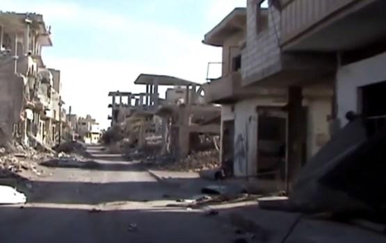 Сирийская армия освободила крупнейший оплот ИГ в провинции Хомс