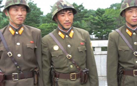 КНДР сообщила о присоединении к северокорейской армии около 3,5 млн добровольцев