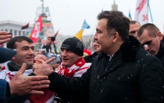 Грузия снова требует от Киева выдать Саакашвили