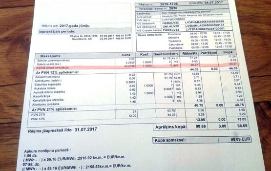 Шок: 20 евро в месяц за циркуляцию