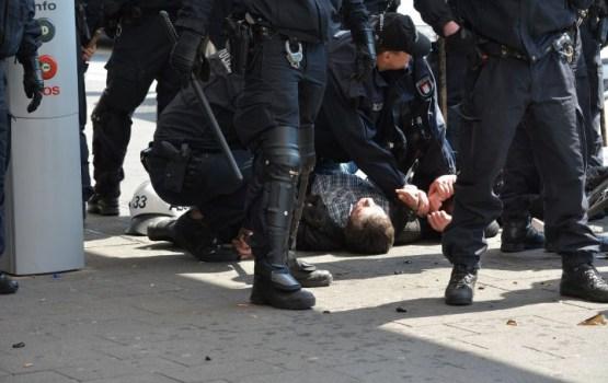 Задержан второй подозреваемый по делу о нападении у Букингемского дворца