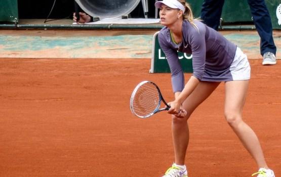 Шарапова победила Халеп на старте US Open