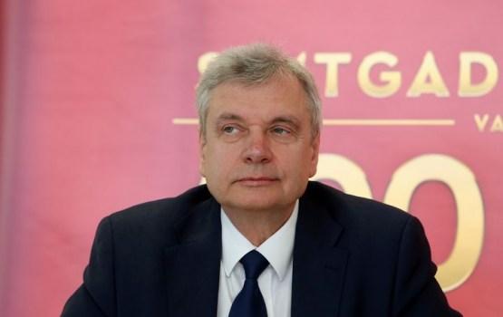 Шадурскис: новый учебный год будет годом стабильности и подготовки к переменам