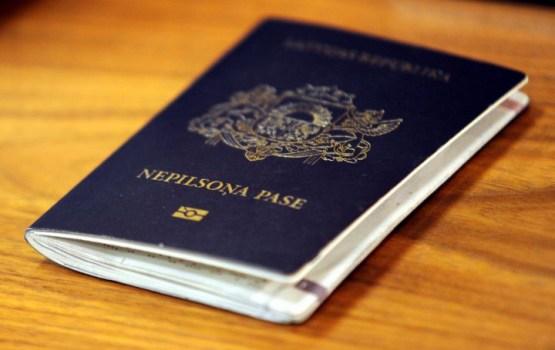 Пройдет дискуссия о прекращении предоставления статуса негражданина Латви