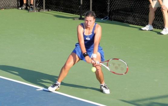 Севастова после победы над Шараповой уступила Стивенс в четвертьфинале US Open