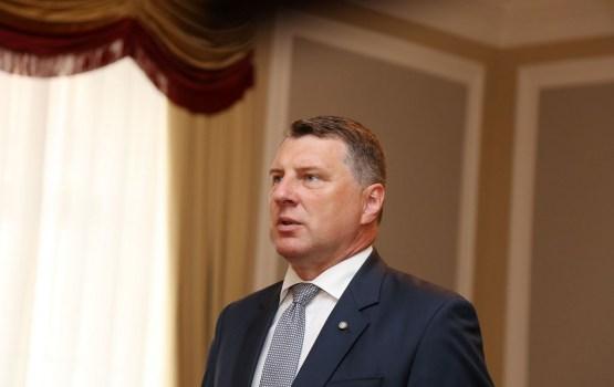 """Вейонис: """"В интересах Латвии быть частью ядра ЕС"""""""