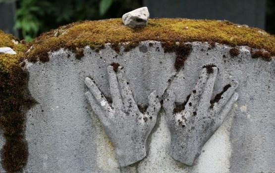 ЧП на еврейском кладбище: вандалы за месяц совершили пять актов вандализма