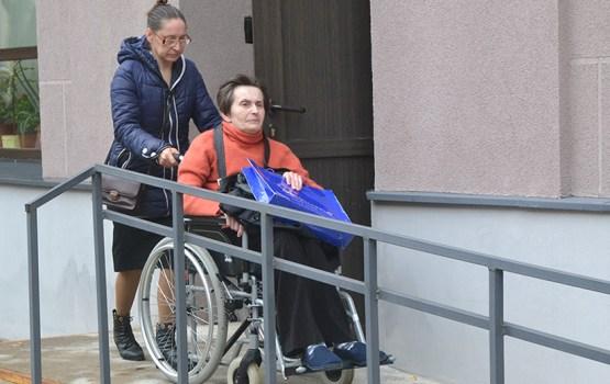 Число инвалидов в Латвии только растет
